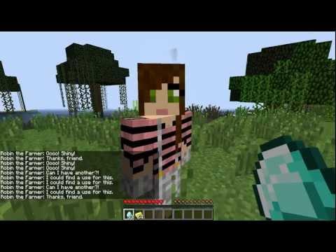Minecraft Mods Ep. 1: Minecraft Comes Alive