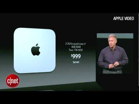 CNET News - The other mini product unveiled by Apple: Mac Mini
