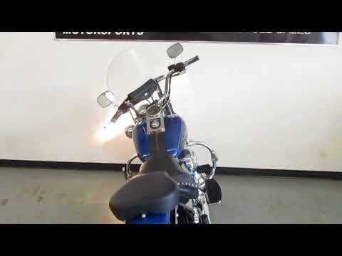 2008 HARLEY HERITAGE SOFTAIL WITH PYTHON EXHAUST AT GEAR UP MOTORSPORTS