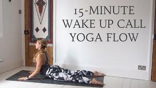 Video 15-MINUTE MORNING YOGA FLOW | Gentle All Levels Yoga | CAT MEFFAN MP3, 3GP, MP4, WEBM, AVI, FLV Maret 2018