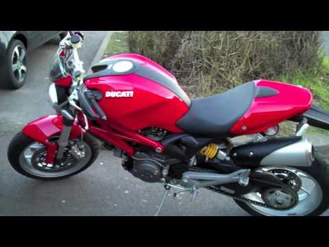 04-03-10 - Ducati Monster 1100