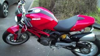9. 04-03-10 - Ducati Monster 1100