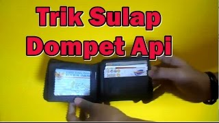 TRIK SULAP DOMPET API Video