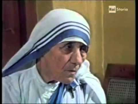video collage sulla vita di madre teresa di calcutta - 2a parte