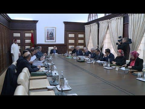 انعقاد الاجتماع الأسبوعي لمجلس الحكومة
