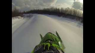 8. arctic cat f7 2003 ride 2