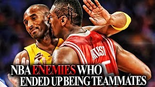 Video 6 Pairs Of NBA Players That HATED Each Other AND THEN Became TEAMMATES! NBA BEEFS!! MP3, 3GP, MP4, WEBM, AVI, FLV Maret 2019
