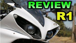 5. Yamaha R1 Review - Blitz Rider