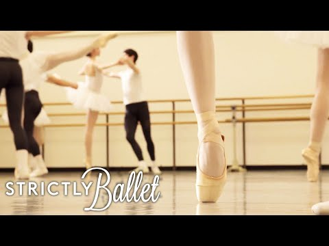 Dreaming of Getting into the Company | Strictly Ballet - Season 1, Episode 7