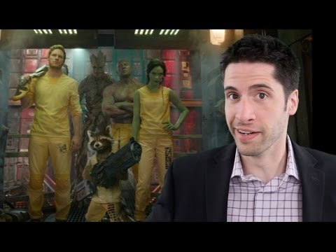 Guardians of the Galaxy trailer 2 review
