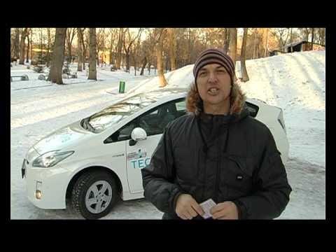 Toyota Prius Тест Toyota Prius