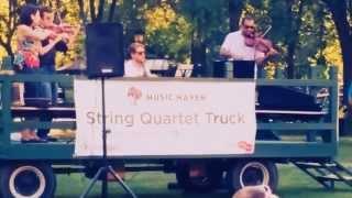 East Haven (CT) United States  City new picture : Quartet truck de New Haven CT USA