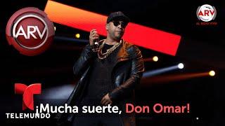 Don Omar se retira de la música por esta razón | Al Rojo Vivo