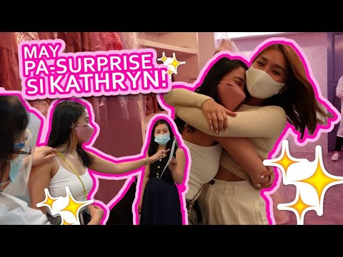 MAY PA-SURPRISE SI KATHRYN BERNARDO PLUS A DAY IN A LIFE NAMIN! | BenLy