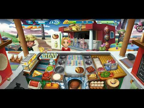 Cooking Fever Day 321 Cafe Mexicana