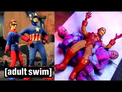 Kápo vs Iron Man