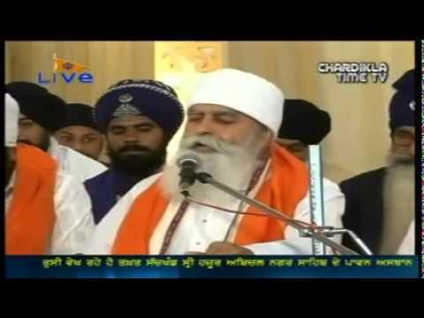 bhai chamanjit singh ji at hazooor sahib