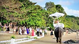 Sarah And Greg Wedding At Pimalai Resort And Spa - Koh Lanta - Krabi - Thailand