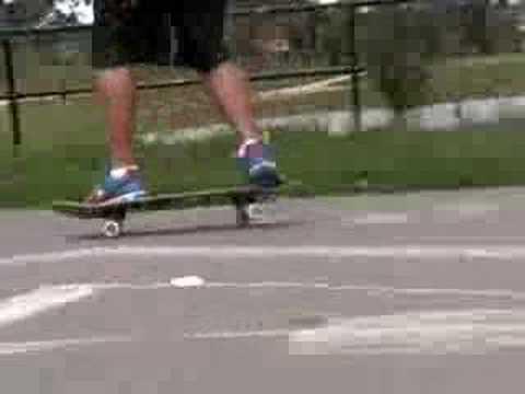 Skate at Elwood bowl