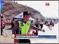 Tarik Mang!! Polisi Joget Dangdut Pantura Hibur Pemudik Di Pintu Tol Fungsional - BIP 19/06