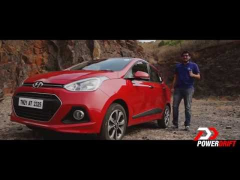 Hyundai Xcent Review: PowerDrift