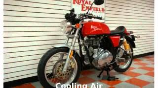 1. 2014 Royal Enfield Continental GT Cafe Racer - Specification