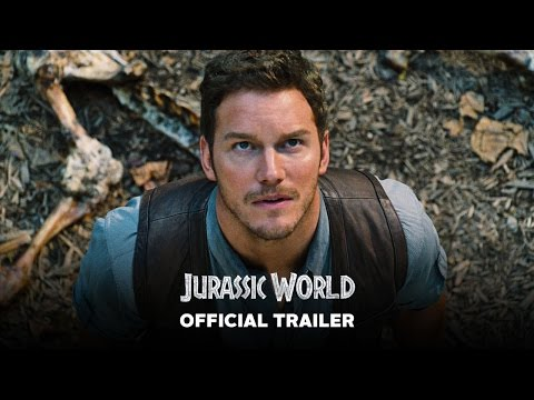 Jurassic World - Official Trailer (HD)