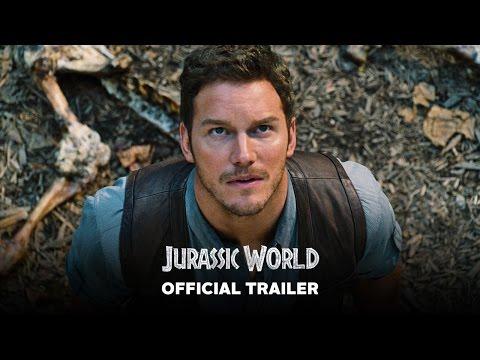 Jurassic World – Official Worldwide Reveal HD Trailer
