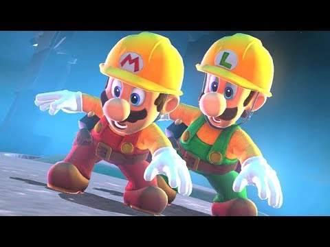Super Mario Odyssey - Mario & Luigi Walkthrough Part 12