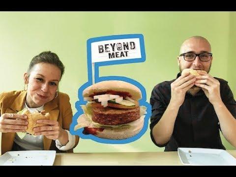 Beyond Meat vs. Fleischburger: Was schmeckt besser?