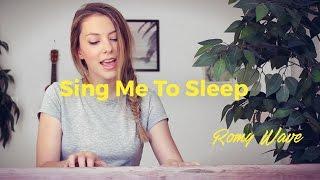 Sing Me To Sleep - Alan Walker | Romy Wave (piano cover) Video