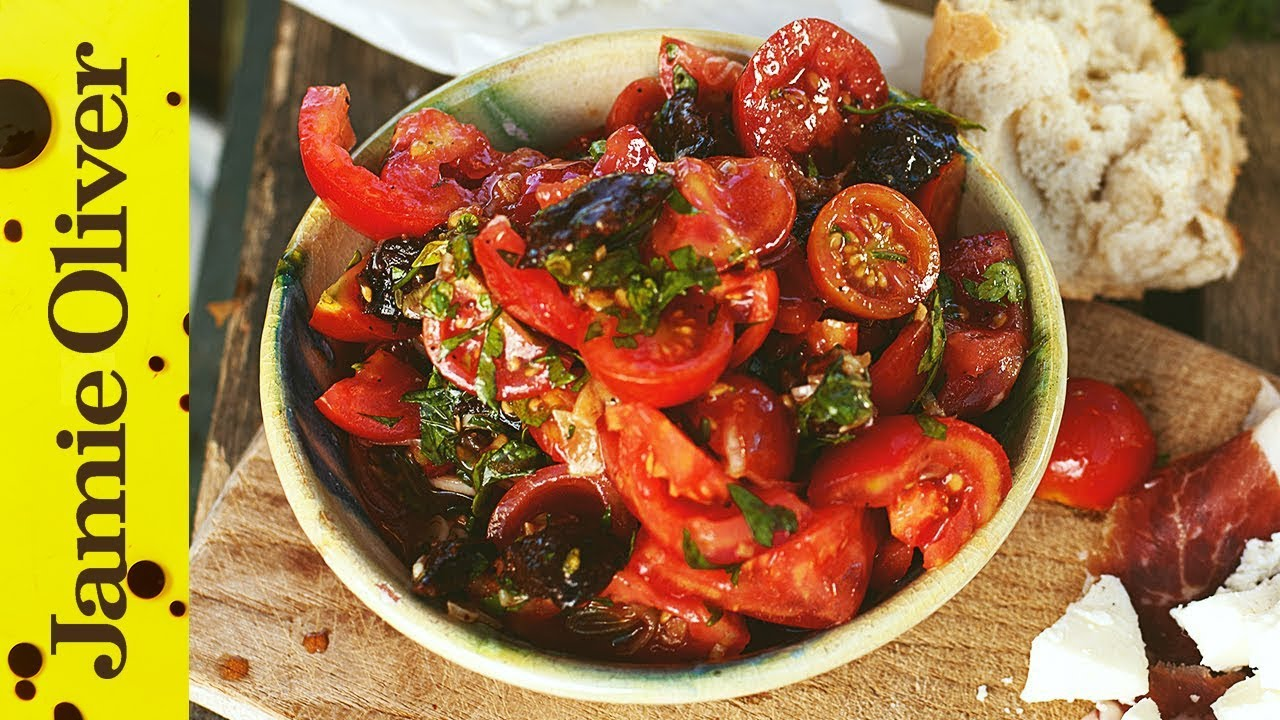 Creamy pasta salad recipe jamie oliver