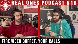 The Afterlife, Auto-Tune, Reflections | REAL ONES PODCAST #15 by The Cannabis Connoisseur Connection 420