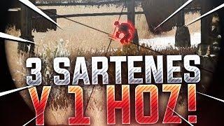 �ESPERAMOS AL ÚLTIMO CON 3 SARTENES Y 1 HOZ Y SE CAGA  VAYA RATA PUBG ESPAÑOL  Winghaven