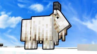 Minecraft 1.17 Is Here! Goats And Powdered Snow