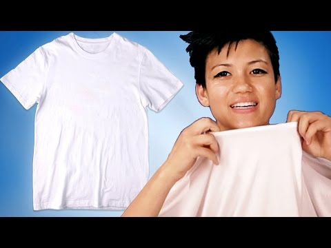 Can You Guess The Price Of Different Plain White T- Shirts?