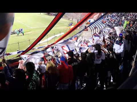 La que te sigue alentando (CERRO EN HD 2014) Copa sudamericana ante Rentista - La Plaza y Comando - Cerro Porteño