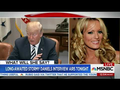 Dr. Jason Johnson on Chaotic Week of #Trump WH Drama #MarchofourLives #NSA #StormyDaniels