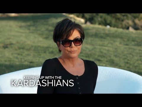 KUWTK   Kris Jenner Tries Mediating Kim & Kourtney Kardashian After Fight   E!