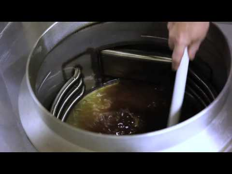 Cleaning your BKI gas pressure fryer