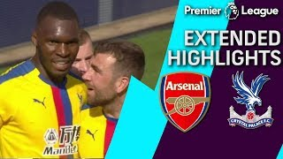 Video Arsenal v. Crystal Palace | PREMIER LEAGUE EXTENDED HIGHLIGHTS | 4/21/19 | NBC Sports MP3, 3GP, MP4, WEBM, AVI, FLV April 2019