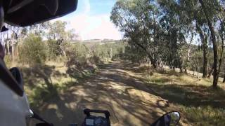4. 2011 BMW G650GS review + ride.