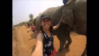 Imke in Thailand
