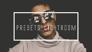 Como baixar e instalar PRESETS no LIGHTROOM - Filtros VSCO