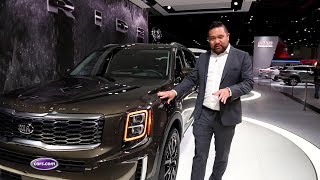 2020 Kia Telluride: First Look — Cars.com