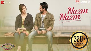 Nonton Nazm Nazm   Bareilly Ki Barfi   Kriti Sanon  Ayushmann Khurrana   Rajkummar Rao   Arko Film Subtitle Indonesia Streaming Movie Download