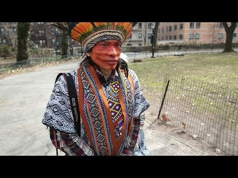 Amazonian Prince coming to America