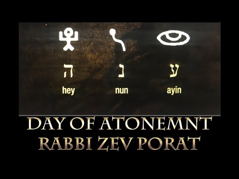 Day of Atonement with Zev Porat