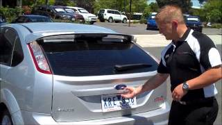 2010 Ford Focus XR5 Turbo full video walkaround by Berwick Mitsubishi