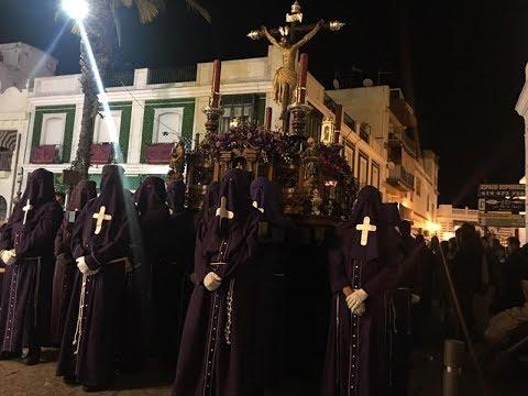 """Salida Procesional """"Hermandad Los 33"""" Semana Santa de Isla Cristina 2019"""